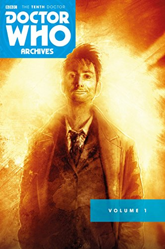 Doctor Who Archives: Tenth Doctor Omnibus Volume 1 (Dr Who Tenth Dr 1): Gary Russell; Tony Lee