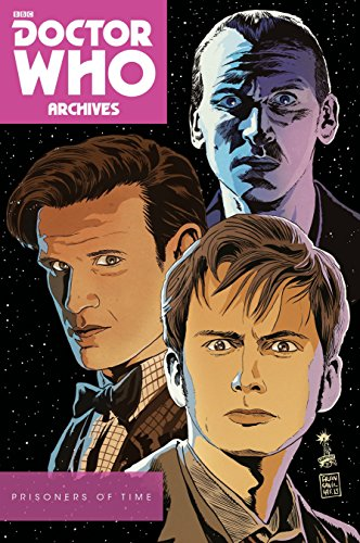 9781782767749: Doctor Who Archives: Prisoners of Time Omnibus