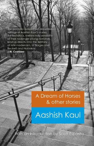 A Dream of Horses Other Stories (Paperback): Aashish Kaul
