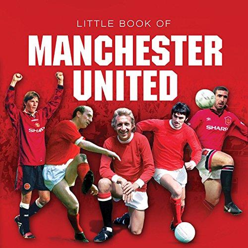 Manchester United (Little Books): Gammond, Jules