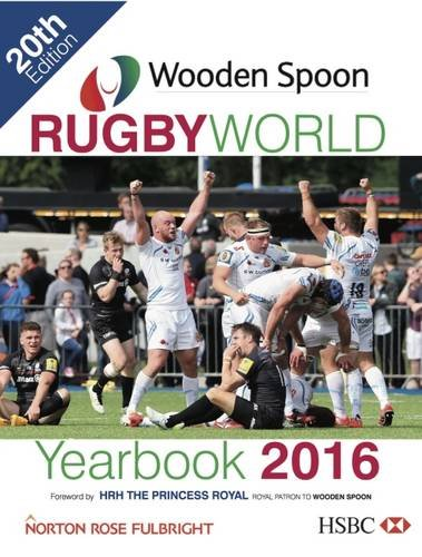 9781782812906: Rugby World Yearbook 2016