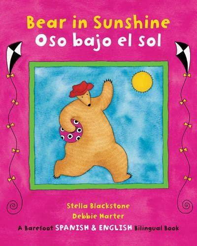 9781782850311: Bear in Sunshine / Oso bajo el sol (Bear Board Book) (English and Spanish Edition)
