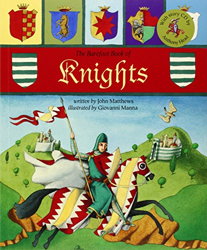 9781782851653: Knights [With CD (Audio)] (Barefoot Books)