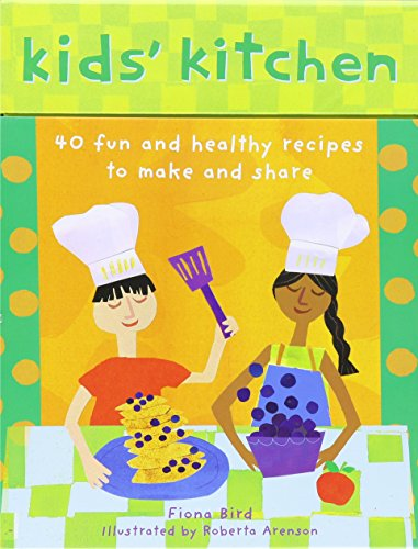 Kid's Kitchen: Bird, Fiona