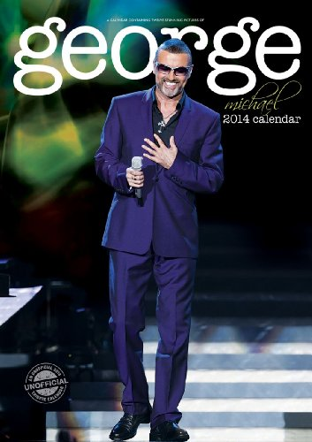 9781782930747: George Michael A3 (Red Star)