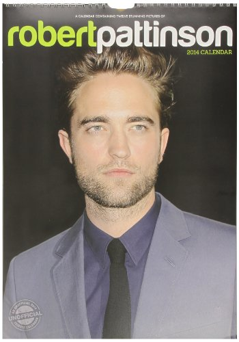 9781782930860: Robert Pattinson A3