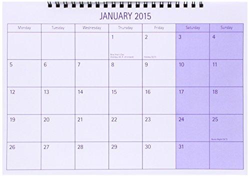 9781782934363: Essential Memo Calendar A3: Organiser