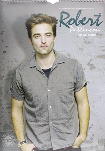 9781782938262: Robert Pattinson Calendar 2015 (Red Star)