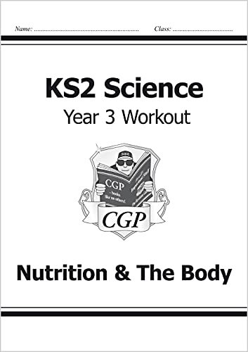 9781782940807: KS2 Science Year Three Workout: Nutrition & the Body