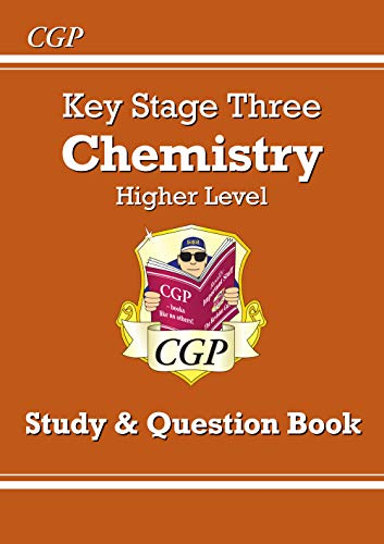9781782941118: KS3 Chemistry Study & Question Book - Higher (CGP KS3 Science)