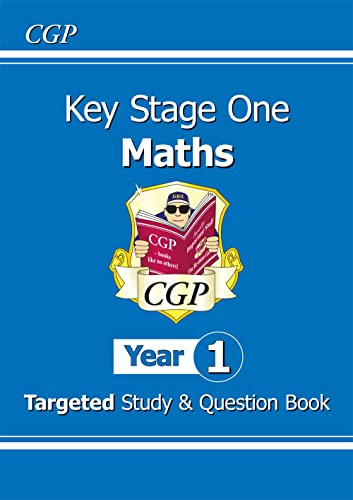 9781782941354: KS1 Maths Targeted Study & Question Book - Year 1