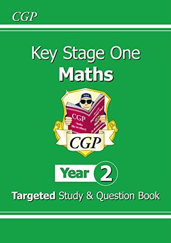 9781782941361: KS1 Maths Targeted Study & Question Book - Year 2 (CGP KS1 Maths)