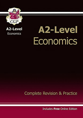 9781782941477: A2-Level Economics Complete Revision & Practice (with Online Edition)