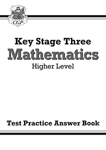 9781782941750: KS3 Maths Answers for Test Practice Workbook - Higher