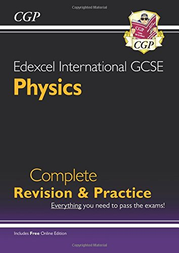 9781782941842: Edexcel Certificate/International GCSE Physics Complete Revision & Practice with Online Edition (A*-G)