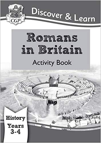 9781782941989: KS2 Discover & Learn: History - Romans in Britain Activity Book, Year 3 & 4