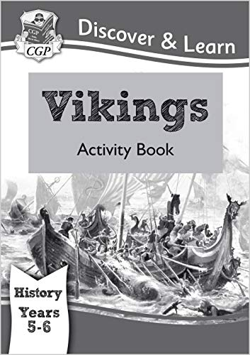 9781782942023: KS2 Discover & Learn: History - Vikings Activity Book, Year 5 & 6