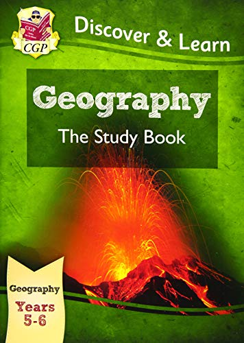 KS2 Discover & Learn: Geography - Study Book, Year 5 & 6: CGP Books