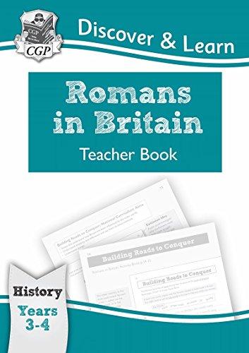 9781782942276: KS2 Discover & Learn: History - Romans in Britain Teacher Book, Year 3 & 4