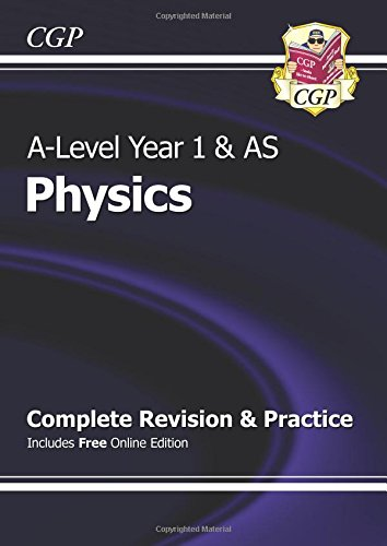 9781782942948: New A-Level Physics: Year 1 & AS Complete Revision & Practice with Online Edition