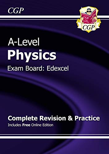 9781782943051: New A-Level Physics: Edexcel Year 1 & 2 Complete Revision & Practice with Online Edition