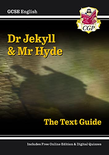 9781782943082: Grade 9-1 GCSE English Text Guide - Dr Jekyll and Mr Hyde: perfect for catch-up, assessments and exams in 2021 and 2022 (CGP GCSE English 9-1 Revision)