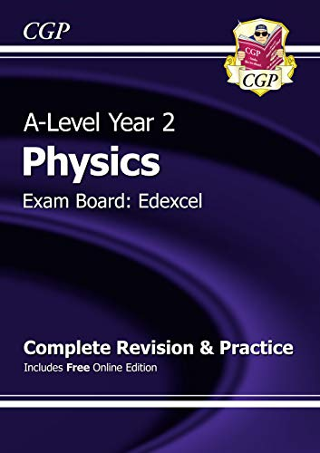9781782943464: New A-Level Physics: Edexcel Year 2 Complete Revision & Practice with Online Edition