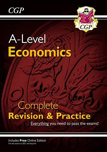9781782943471: A-Level Economics: Year 1 & 2 Complete Revision & Practice
