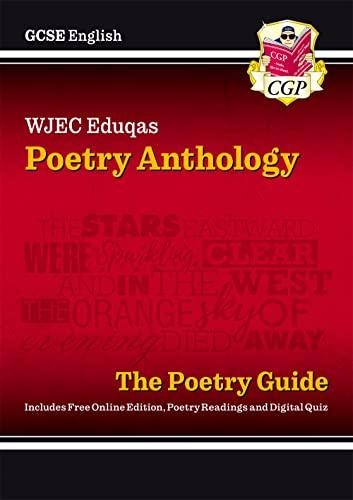 New GCSE English Literature WJEC Eduqas Anthology: CGP Books