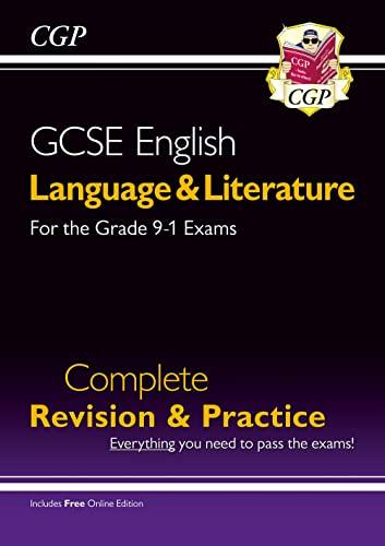 9781782943686: Grade 9-1 GCSE English Language and Literature Complete Revi