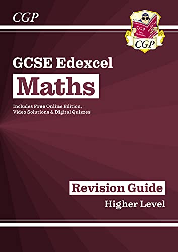9781782944041: GCSE Maths Edexcel Revision Guide: Higher - for the Grade 9-1 Course (with Online Edition)