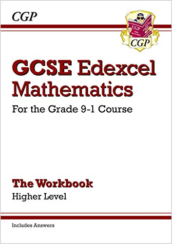 9781782944072: GCSE Maths Edexcel Workbook: Higher - for the Grade 9-1 Course (includes Answers (CGP GCSE Maths 9-1 Revision)