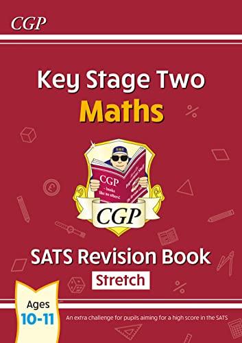 KS2 Maths Targeted SATs Revision Book - Advanced: CGP Books