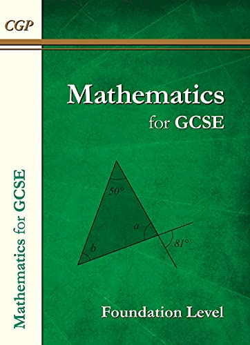 9781782944386: New Maths for GCSE Textbook: Foundation (for the Grade 9-1 Course)