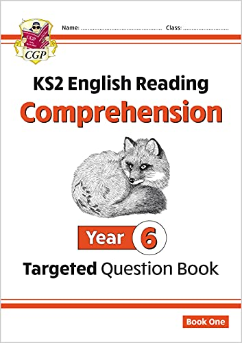 9781782944515: KS2 English Targeted Question Book: Year 6 Comprehension - Book 1 (CGP KS2 English)