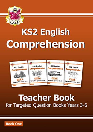 9781782944706: KS2 English Targeted Comprehension: Teacher Book Years 3-6