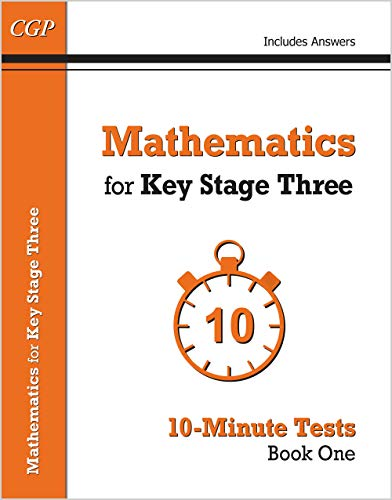 9781782944751: Mathematics for KS3: 10-Minute Tests Book 1