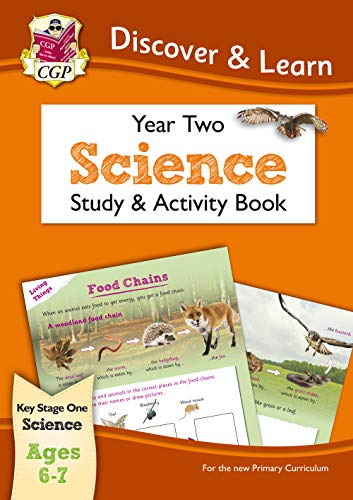 9781782944775: KS1 Discover & Learn: Science - Study & Activity Book, Year