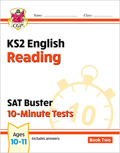 9781782944799: KS2 English SAT Buster 10-Minute Tests: Reading - Book 2 (for the New Curriculum)