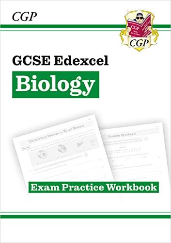 9781782944959: Grade 9-1 GCSE Biology: Edexcel Exam Practice Workbook (CGP GCSE Biology 9-1 Revision)