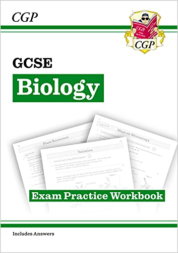 New Grade 9-1 GCSE Biology: Exam Practice Workbook (with Answers): CGP Books