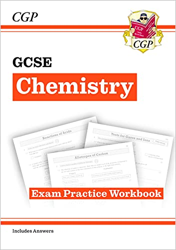 9781782945260: Grade 9-1 GCSE Chemistry: Exam Practice Workbook (with answers) (CGP GCSE Chemistry 9-1 Revision)