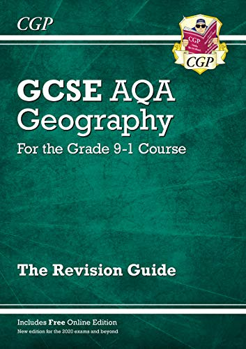 9781782946106: New Grade 9-1 GCSE Geography AQA Revision Guide