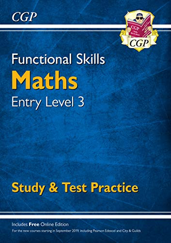 9781782946342: Functional Skills Maths Entry Level 3 - Study & Test Practice