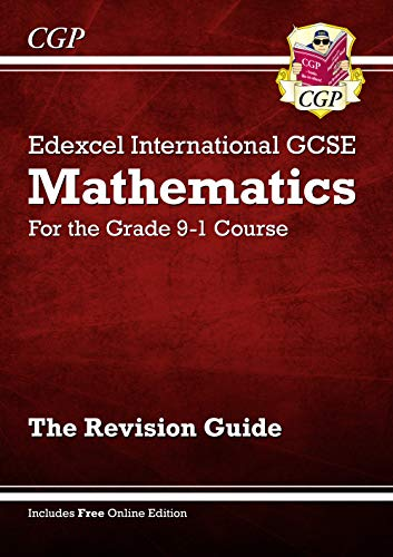 9781782946694: Edexcel International GCSE Maths Revision Guide - for the Grade 9-1 Course (with Online Edition)