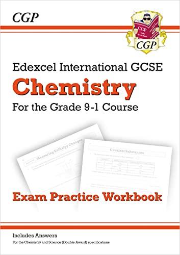 9781782946861: New Grade 9-1 Edexcel International GCSE Chemistry: Exam Pra