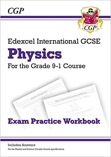 9781782946885: New Grade 9-1 Edexcel International GCSE Physics: Exam Practice Workbook (includes Answers) (CGP IGCSE 9-1 Revision)