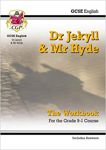9781782947790: New Grade 9-1 GCSE English - Dr Jekyll and Mr Hyde Workbook (includes Answers) (CGP GCSE English 9-1 Revision)