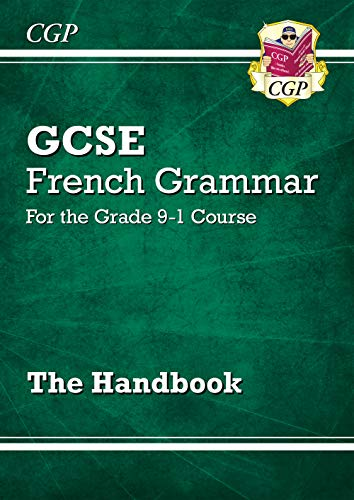 9781782947950: New GCSE French Grammar Handbook - for the Grade 9-1 Course (CGP GCSE French 9-1 Revision)