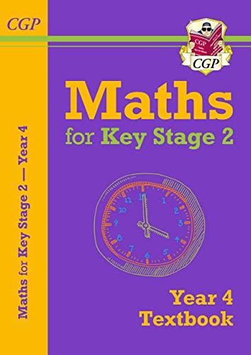 9781782947974: KS2 Maths Textbook - Year 4 (CGP KS2 Maths)